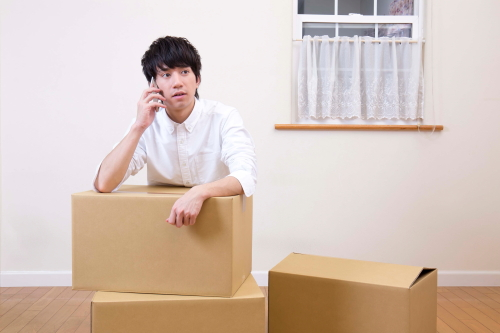 引っ越し準備が整ったものの、肝心の引越し業者が見つからない・・・