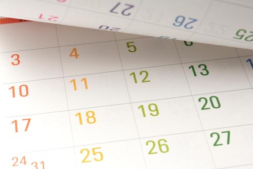 一年中で一番引越しが多い時期は?