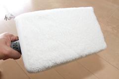 拭き掃除用のマイクロファイバーパッド