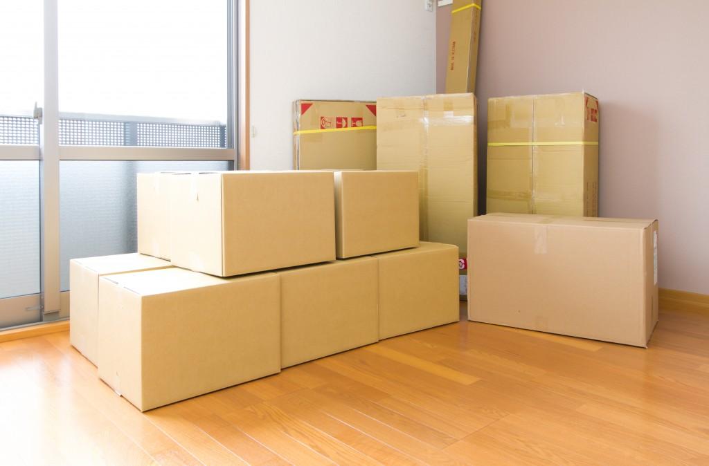 引越では大量のダンボール箱が必要