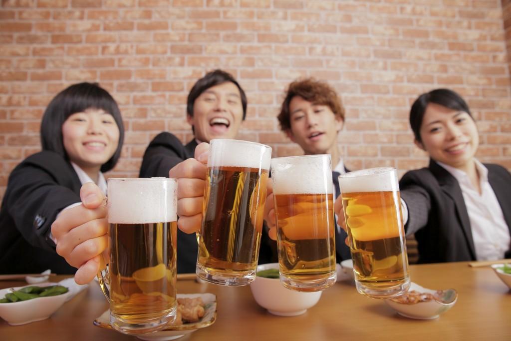 新入社員同士の飲み会