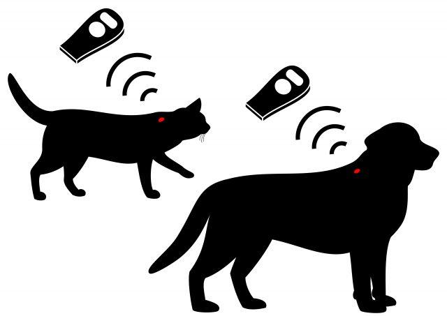 ペットのマイクロチップ