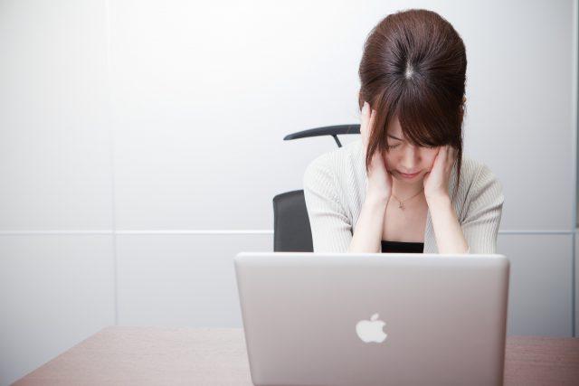 仕事中の頭痛