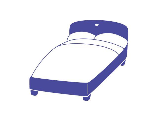 ベッドの引越し準備