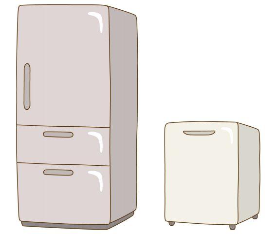 色々な冷蔵庫