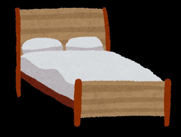 ベーシックタイプのベッド