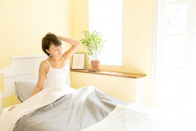 一人暮らし物件では、ベッドが人気