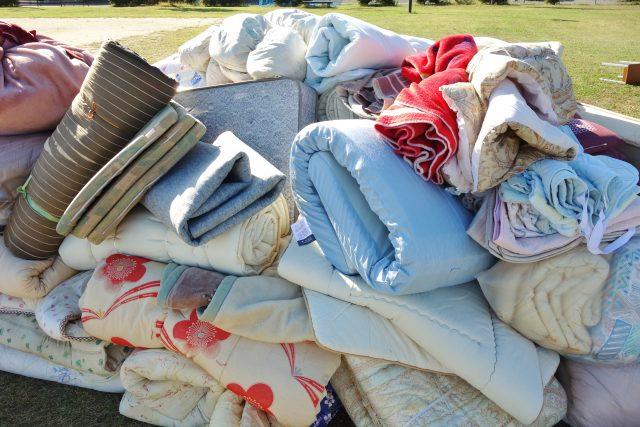 ベッドや布団の廃棄