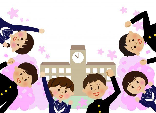 3月は卒業式シーズン!