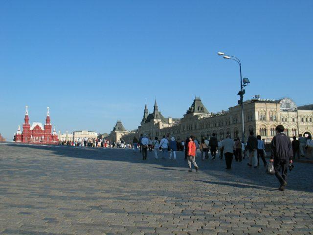 ロシアの風景