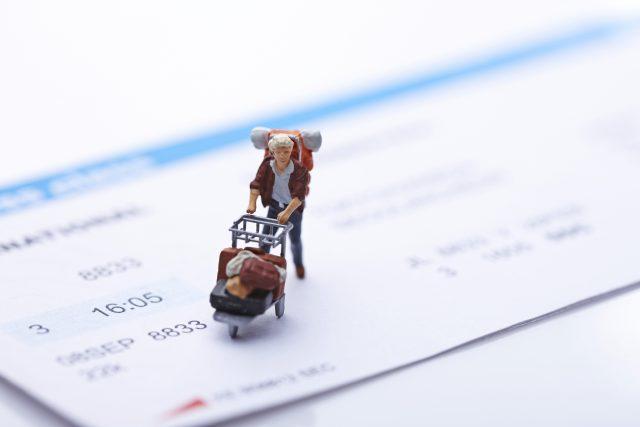 航空券の変更