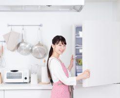 冷蔵庫の引越し