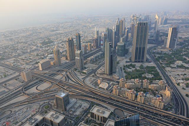 アラブの道路