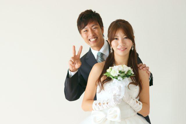 結婚しました!(挨拶状)