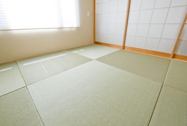 近代的な畳