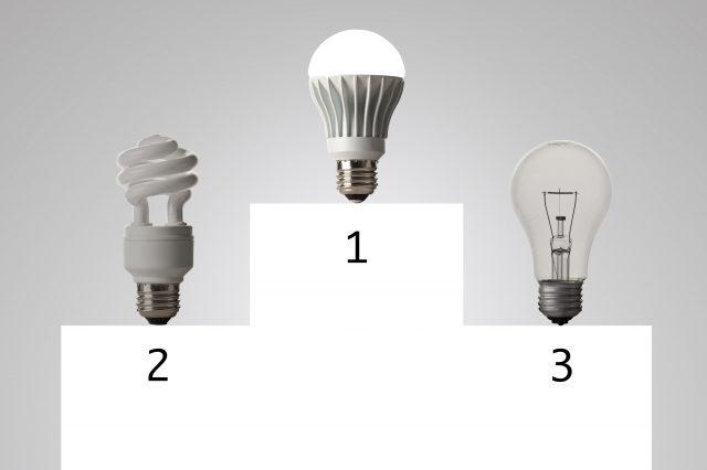 LED電球のメリット