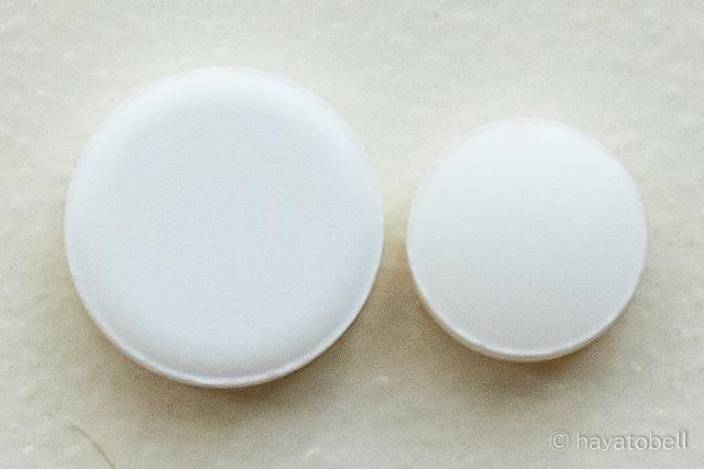 ガスロンN・OD錠とイルソグラジンマレイン酸塩錠