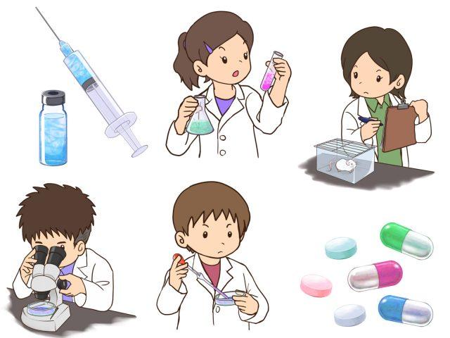 製薬会社 開発