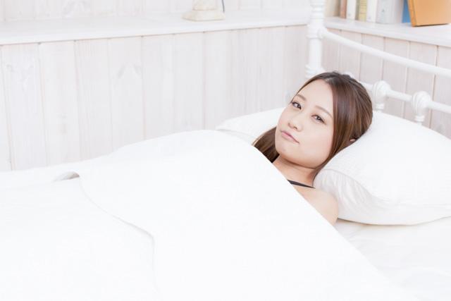 ベッド 睡眠