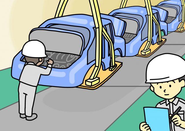 自動車情報のライン