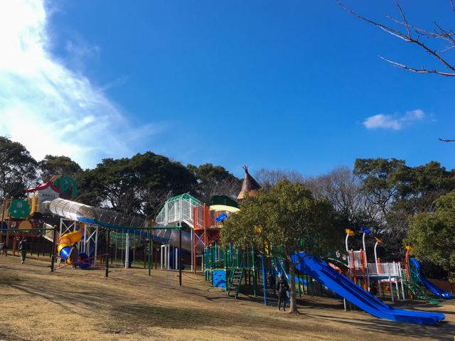 地方(福岡)の公園