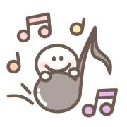 テンポの良い音楽
